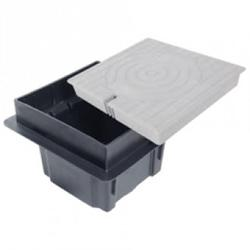 Light weight and heavy-duty polypropylene plastic inspection pits. Featuring a locking removable lid and internal slots to enable an integral earth bar to be fitted. ...