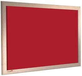 Camira Cara Noticeboard Wooden Frame image