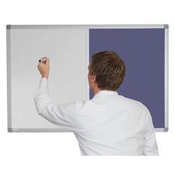 Combination Whiteboard with Macflex Universe image