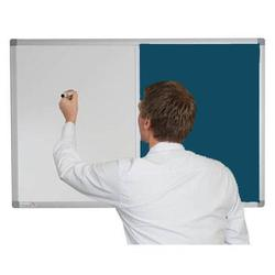 Combination Whiteboard with Forbo Nairn image