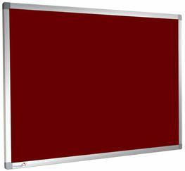 Premier Felt Noticeboard Aluminium Frame image
