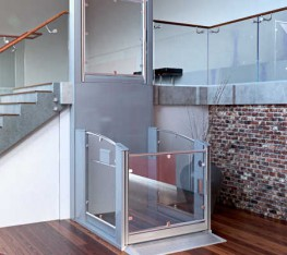 Steplifts - Inclined Stairlifts image