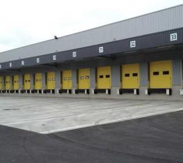 Industrial Door System image