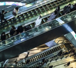 Commercial Escalators image
