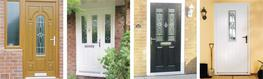 GRP Composite Security Doorsets image