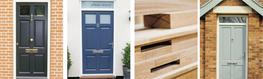 Motice and tenon Doorsets image