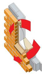 Insulated Cavity Closers image