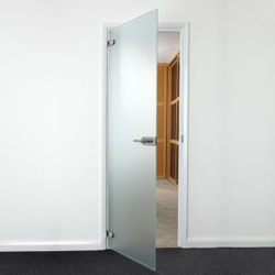 Translucent Glass Door 754mm image