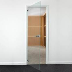 Clear Glass Door 678mm image