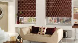 Roman blinds are an increasingly popular addition to a range of homes, from period properties to brand new builds, office break rooms and hotel bedrooms – they are a timeless classic. The range of roman blinds available at Bradrail is sure to suit all tastes...