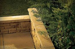 Our Meadow range is one of the most versatile walling products, consisting of both full and half blocks with copings and edgings to match.      Version Description: 440 x 100 x 100 _x000D_ No. per Linear metre: 2.2   Version Description: 600 x 280 x 40 _x00...