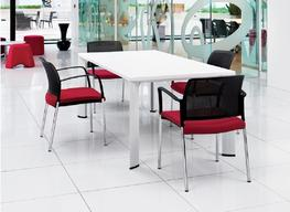 Superbly engineered and with a robust, assured design, Apollo is a contemporary meeting and conference table range. Available in a broad range of dimensions and forms, Apollo is a stylish collection fit for a variety of office environments. Featuring ...