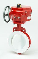 Lined Butterfly Valve Extensive field research and engineering have developed this state-of-the-art design which provides excellent shutoff protection (bubble-tight shutoff) and high Cv values. The Series 22/23 resilient seated butterfly valve is crafted in a ...