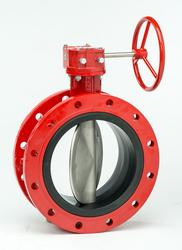 Bray: Double Flanged Resilient Seated Butterfly Valve, Series 3A/3AH image