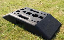 Heavy Base Fence Feet image