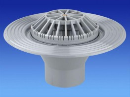 Osma domed roof outlets for traditional flat roof construction....