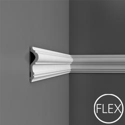 A classical wall panel with soft curves that re-create the grandeur of the past to your walls. Works well with C336. Use panel mouldings to create wall frames or wainscoting.  These can  evoke the atmosphere of stately homes, and tastefully protect your walls....