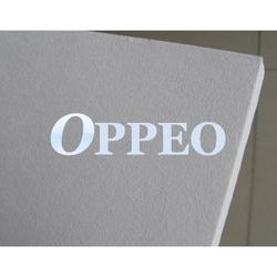 The OPPEO fiberglass ceiling tiles are manufctured from high density dry felt resin bonded fiberglass wool,with fine texture painted glass tissue facer, plain tissue backer and sealed and painted The panels offer excellent acoustic performance and come in stan...