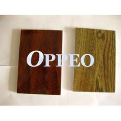 Oppeo precoated cement panel image