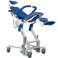 Zido Electric Tilting Shower Chair image