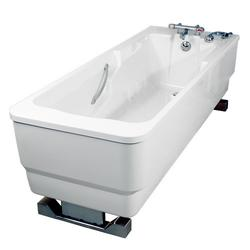 Compact Height Adjustable Bath image