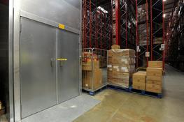 Goods-only lifts - Niche Lifts Ltd