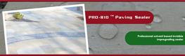 PRO-810™ is a high performance, solvent based surface sealer which has an invisible finish and can be applied to all types of natural stone immediately after installation. It deeply impregnates the stone and protects surfaces from water penetration, staining...