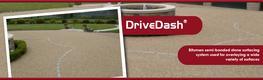 DriveDash Stone Bonded Surfacing image