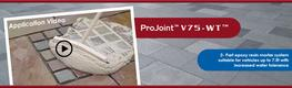 A specialist solution to filling joints between paving slabs and setts, suitable for natural stone and concrete paving on pedestrian and vehicular areas with medium to heavy vehicle loads up to 7.5 tonnes. The two part epoxy resin system is easily mixed and qu...
