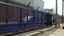 Automatic Sliding Security Gates Up To 18m - Newgate (Newark) Ltd
