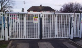 Electric Swing Gate Up To 4.5m image