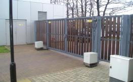 Electric Swing Gate Up To 14m - Newgate (Newark) Ltd