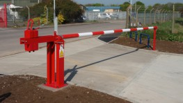 The Manual Rising Arm Car Park Barrier is an ideal solution for staff parking areas of smaller or larger multi-use, sites.Constructed from heavy duty steel, the Manual Rising Arm Car Park Barrier boasts a sturdy arm to prevent access to un-authorised areas. Lo...