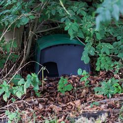 Eco Hedgehog Nest Box image