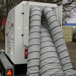 Portable Heating Ducting image