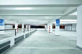 D-Series Parking Garage image