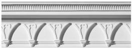 Rib & Vault Plaster Cornice image