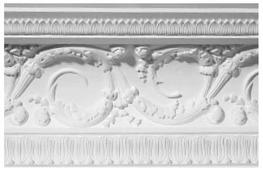 Whitehall Plaster Cornice image