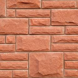 Locharbriggs Red pitched faced sandstone walling is used in an extensive range of building applications, from residential, commercial schemes to new builds,selfbuild,extensions and renovation projects.  Pitch face walling is historically the most common finish...
