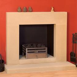 Stancliffe Stone offer choice to all of their customers – British sandstones, rich in colour, character and heritage – Our Stoke Hall Derbyshire sandstone is an ideal choice for your natural stone fire surround.  The effortless lines and velvet feel of the natural sandstone creates a simple contemporary finish to the Cubley fire surround. The Cubley sandstone fire surround is offered in one size - Standard.  This stone fire surround is manufactured from a fine to medium grained, buff coloured Derbyshire sandstone. The Cubley stone fire surround will bring warmth to any room on those long winter nights.  Variation of shade and marking is a feature of Natural Sandstone.  You can order samples online of Stoke Hall Buff Sandstone on our Natural Stone Samples page. Why not view our other natural stone products in the Marshalls Stancliffe Stones Cream Fire Surrounds range.  This is only a small selection of Stancliffe's Natural Stone product range. If the size of product you are are looking for is not shown below, talk to us on 0845 302 0702.