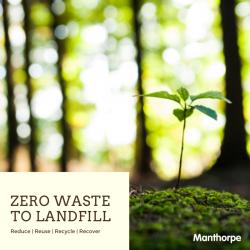 Manthorpe Achieves Zero Waste with Titan Resource