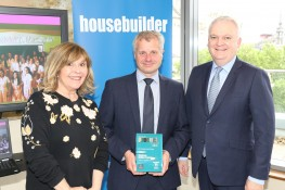Manthorpe Building Products Win Coveted Product Award