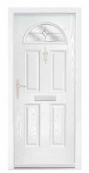 The Dove is a four panel door with traditional Georgian semi-circular top light that  sc 1 st  SpecifiedBy & Masterdor Ltd: Search our Panelled Doors u0026 more on SpecifiedBy