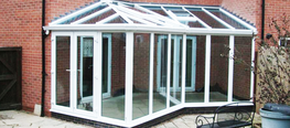 Combination Style Conservatory image