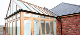 Gable Style Conservatory - Liniar
