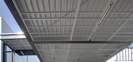 Expanded Metal Ceilings - Lindner AG