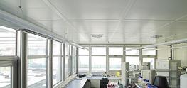 Fireproof Ceilings - Lindner AG