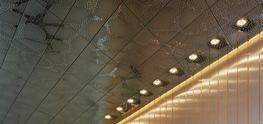 Surfaces - Fire Resisting Ceiling Panels & Tiles - Lindner AG