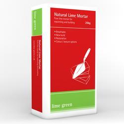 Natural Lime Mortar image