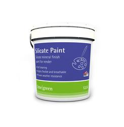 Silicate Mineral Finish Paint image